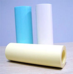 Off Printing Silicone Coated Glassine Release Paper For Strong Sticky Material